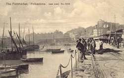Folkestone, The Fishmarket