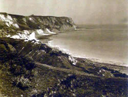 Folkestone, The Warren 1910's