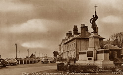 Folkestone, War Memorial